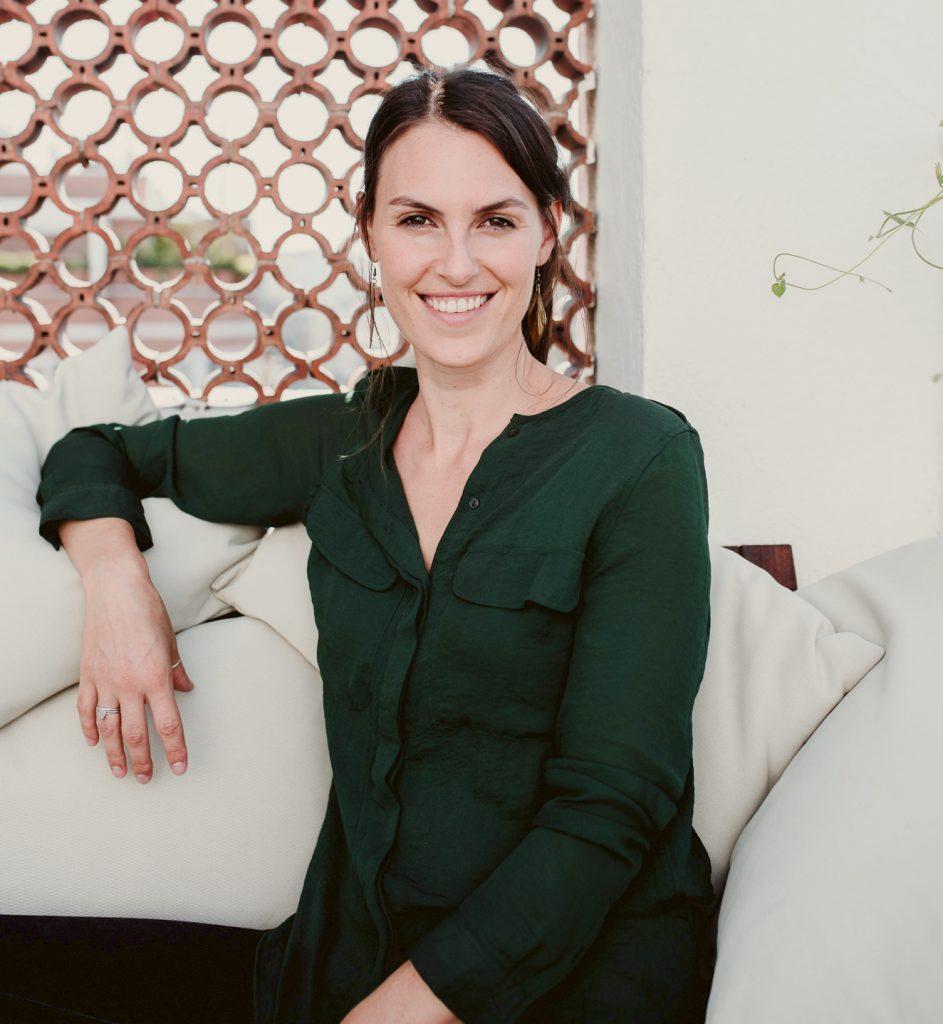 Laura Vanderputten - life coach madrid